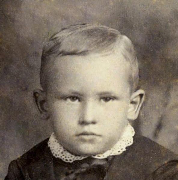 little george 1890