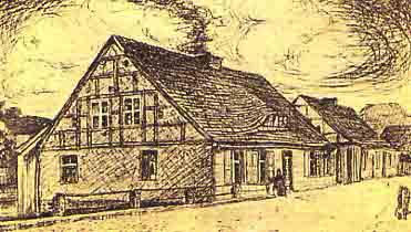 muhlenstrasse corner wasserstrasse schneidemuhl 1870
