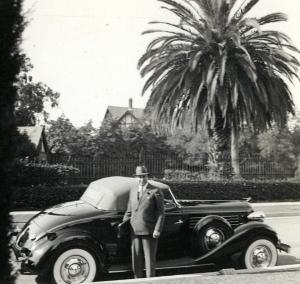 fas 1936 auburn cabriolet