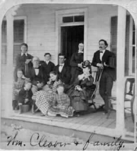wm cleaver family 1871